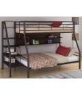 кровать двухъярусная с лестницей Толедо-1-П