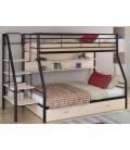 buymebel.ru кровать двухъярусная с лестницей Толедо-1-ПЯ