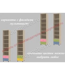 фасады мультицвет ДЕЛЬТА-12 пенал