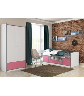 детская комната Дельта-Сильвер (Формула мебели)
