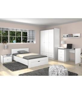 подростковая комната Дельта-Сильвер (Формула мебели)