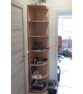 ДЕЛЬТА-14 шкаф концевой цвет дуб Сонома
