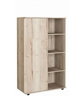 Дельта-Лофт 13 шкаф комбинированный цвет дуб ирландский