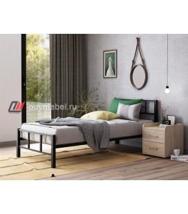 кровать Кадис цвет чёрный
