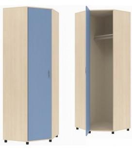 ДЕЛЬТА-1 шкаф для одежды угловой