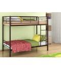 buymebel.ru двухъярусная кровать Севилья-3 цвет коричневый