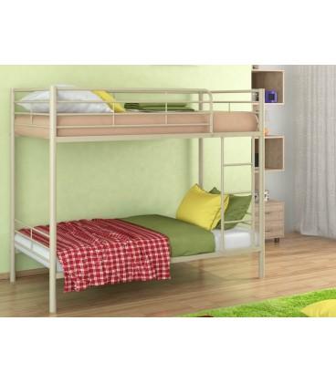 buymebel.ru двухъярусная кровать Севилья-3 цвет слоновая кость