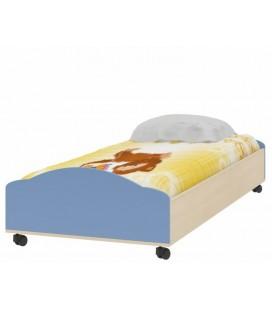 кровать нижняя выкатная Дюймовочка-5.5
