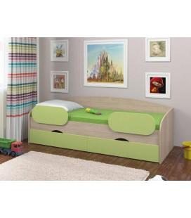 Соня 2 кровать с бортиками (ограждение №1 -2 шт.)