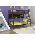 buymebel.ru двухъярусная кровать Гранада-2 П коричневый - венге